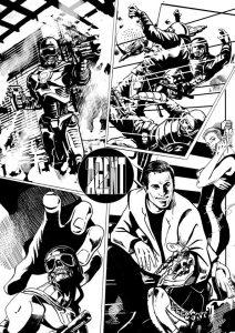 Agent 21 by John Freeman, art by Brian Williamson