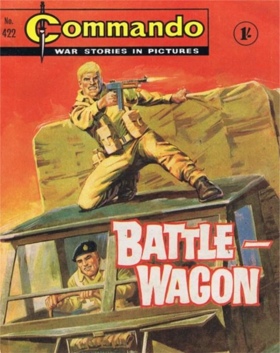 Commando 422: Battle-Wagon