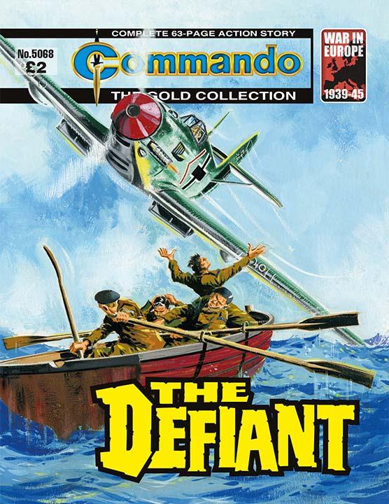 Commando 5068 Gold Collection: The Defiant