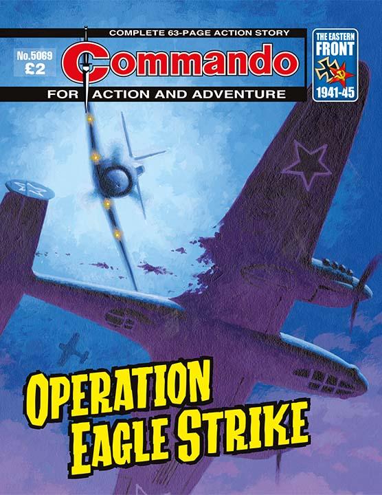 Commando 5069 Action and Adventure: Operation Eagle Strike