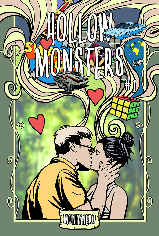 Hollow Monsters - Cover