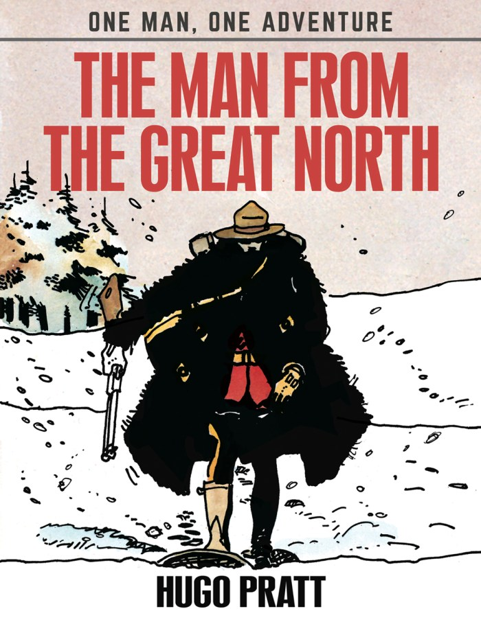 The Great Man of the North - Cover