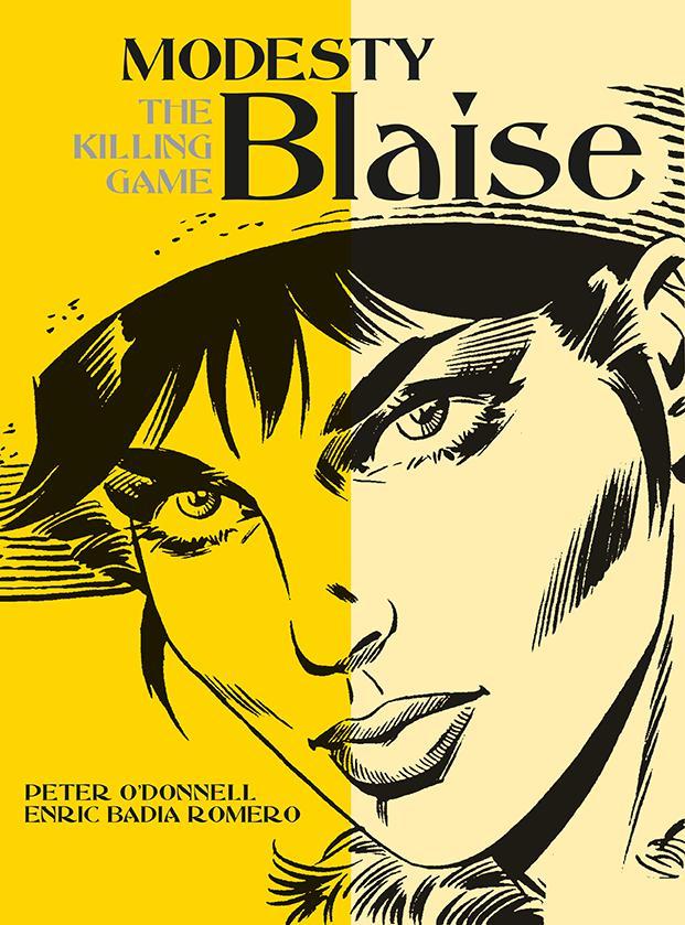 Modesty Blaise - The Killing Game