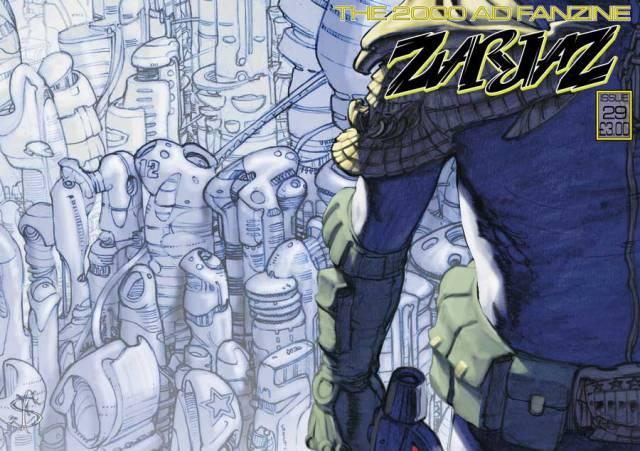 Zarjaz 29 Cover