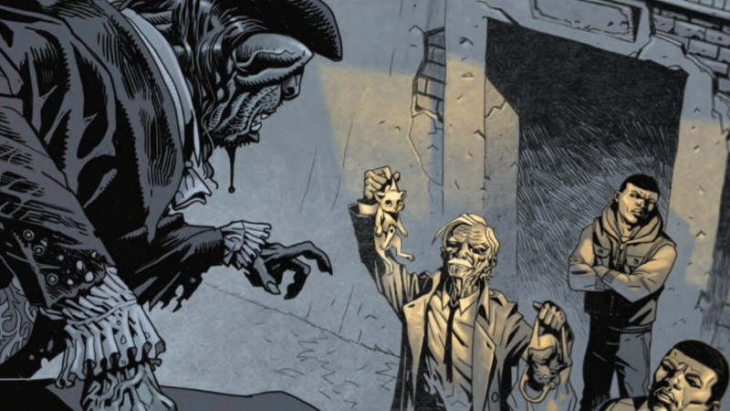 Sneak Peek: 2000AD 2059 and Signing News!