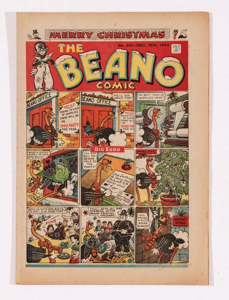 Beano No 22 (1938)