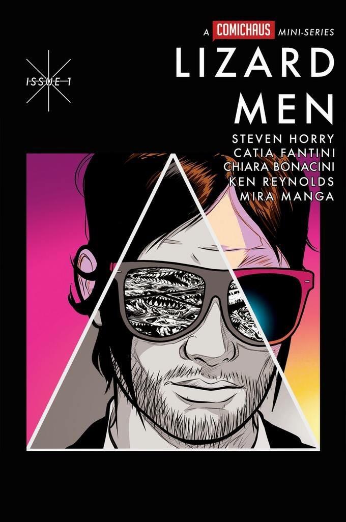 Lizard Men #1 - Cover