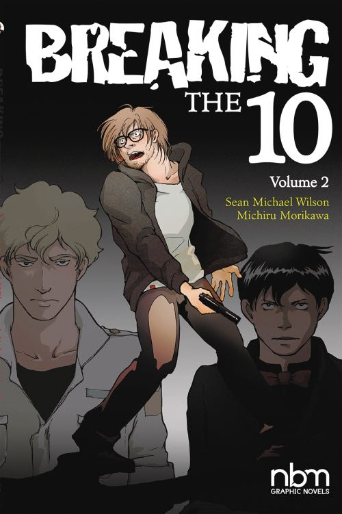 Breaking the 10 Volume Two - Cover