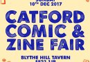 Comics Galore, and more, in Catford this weekend!