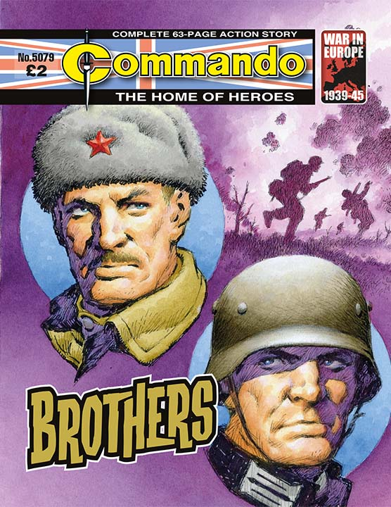 Commando 5079: Home of Heroes - Brothers
