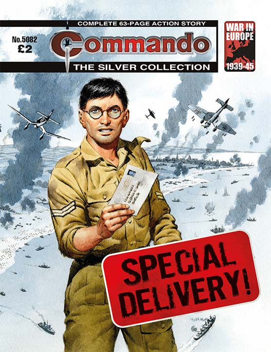 Commando 5082 Silver Collection - Special Delivery