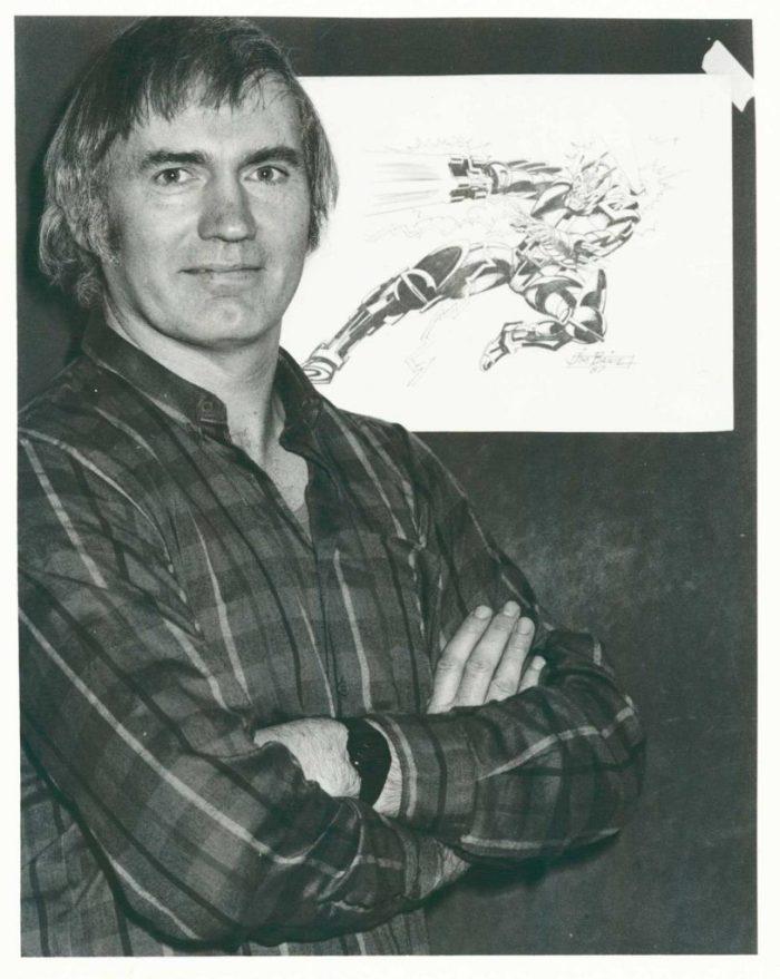 Jim Baikie - 1987