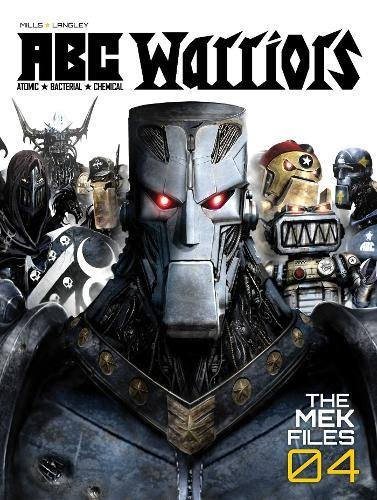 ABC Warriors: The Mek Files Volume 4