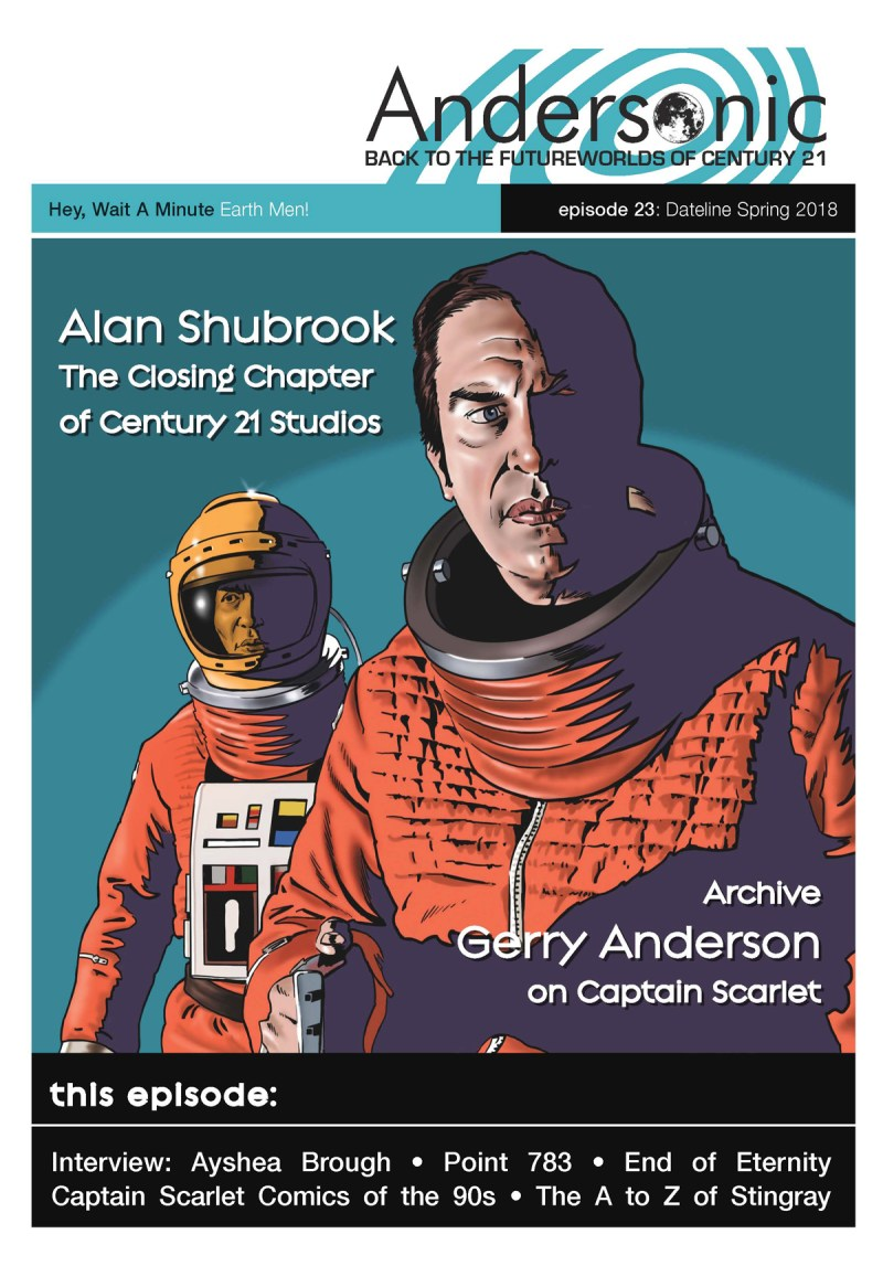Andersonic Issue 23