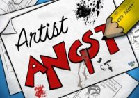 Artists Angst by Kev Brett