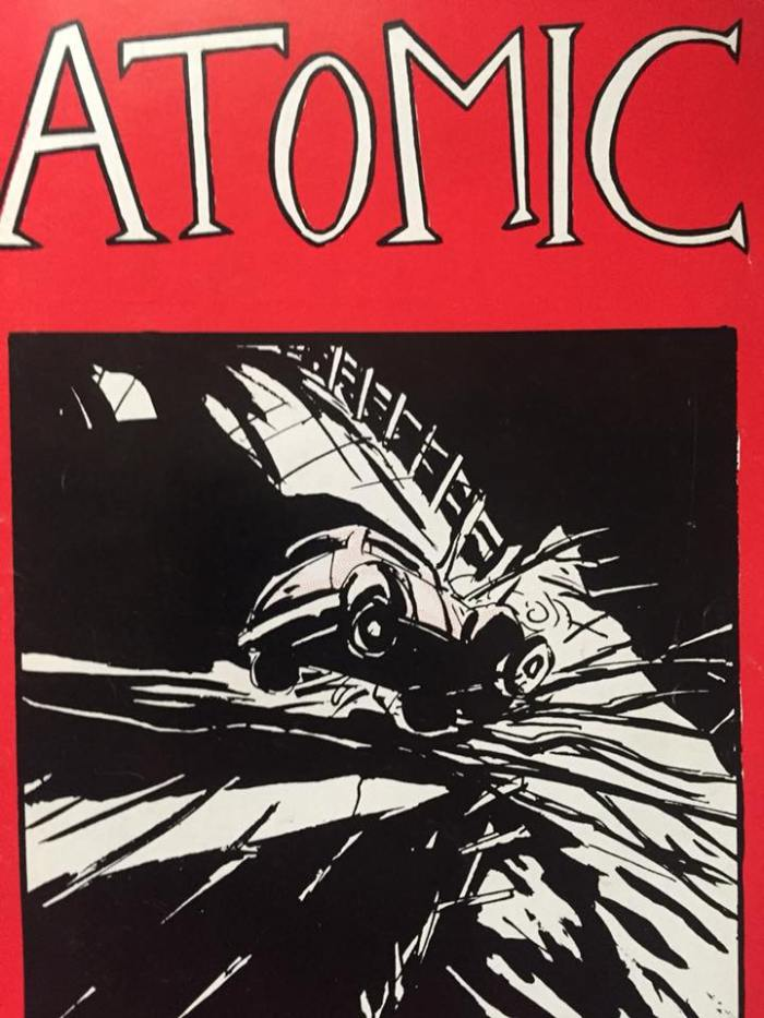 Atomic Issue 11 Cover