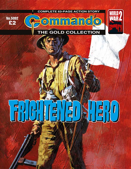 Commando 5092: Gold Collection - Frightened Hero