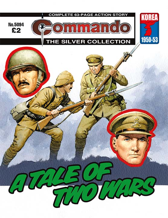Commando 5094: Silver Collection - A Tale of Two Wars