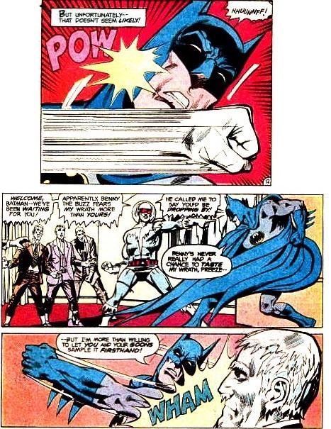 Detective Comics #308 - Batman in action