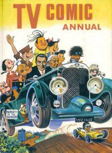 TV Comic Annual - 1967