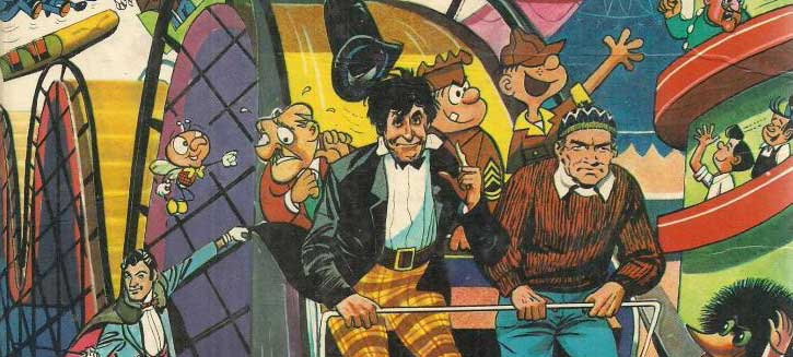 TV Comic Annual - 1968 SNIP
