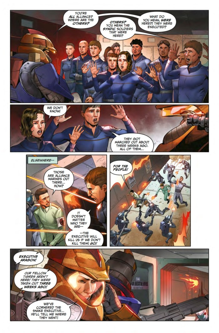 The Lost Fleet - Corsair #5 Page 5