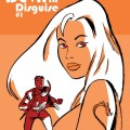 The Devil in Disguise Issue One - Cover