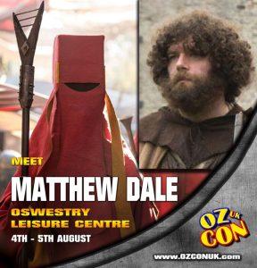 OzConUK UK 2018 - Matthew Dale