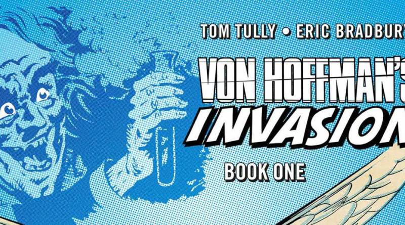 Von Hoffman's Invasion Book One SNIP
