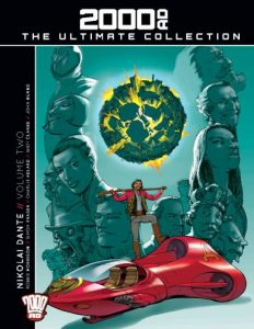 2000AD: The Ultimate Collection Issue 12: Nikolai Dante Volume 2