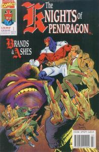 Knights of Pendragon #1 - Cover