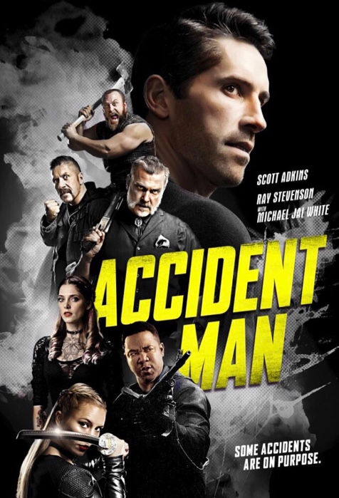 Accident Man - Movie Poster