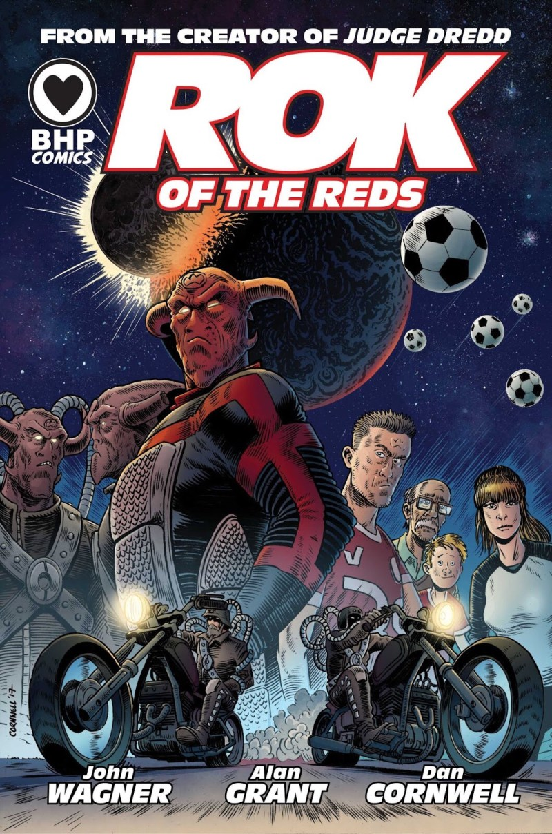 Rok of the Reds - Collection Cover