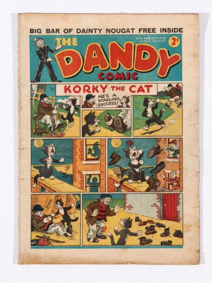 Dandy No 11 (1938)