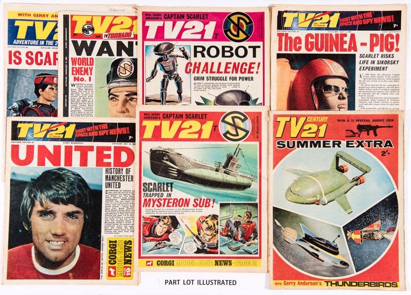 TV Century 21 (1967-69)