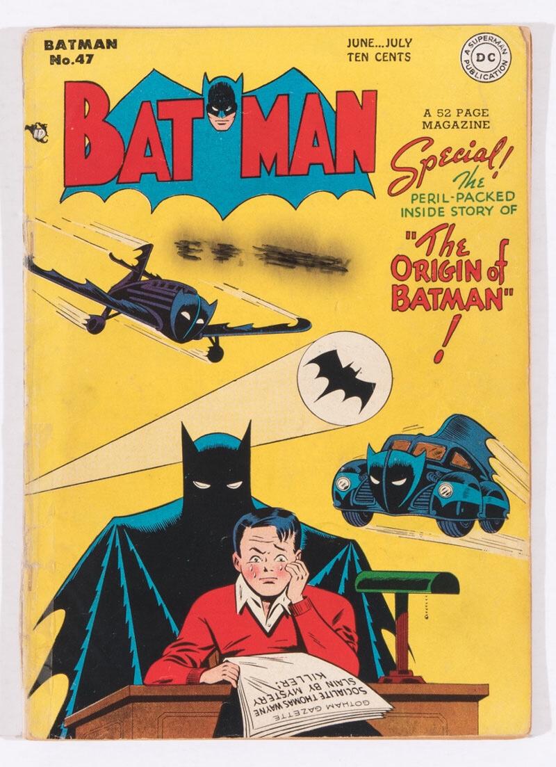 Batman #47 (1948)