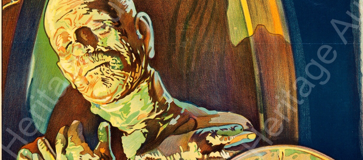 Rare Horror Movie Posters offered this April by Heritage Auctions
