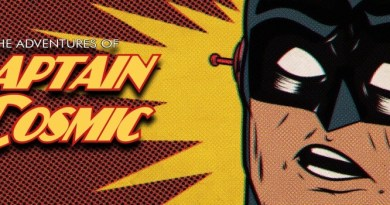 The Adventures of Captain Cosmic Banner