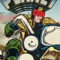 Journey Planet 39 - Judge Dredd - Cover SNIP