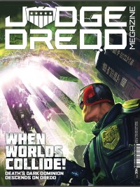 Judge Dredd Megazine Issue 394 - Cover