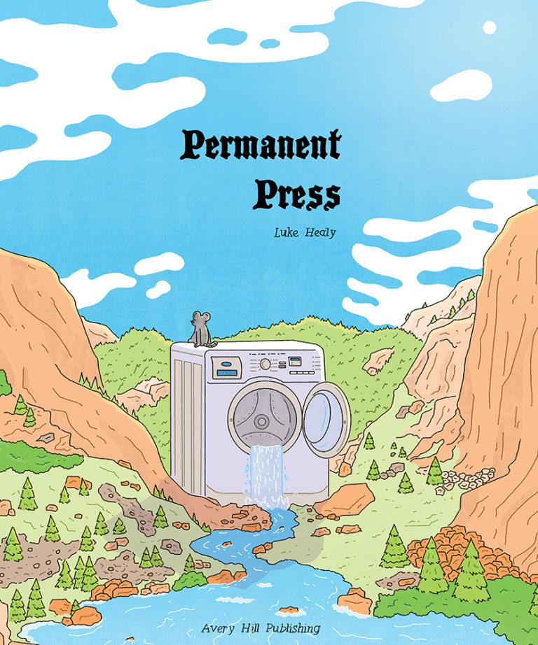 Permanent Press - Cover