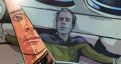 Star Trek: The Next Generation: Terra Incognita SNIP