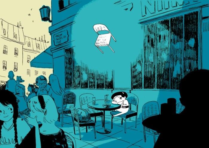 Art by Ken Niimura