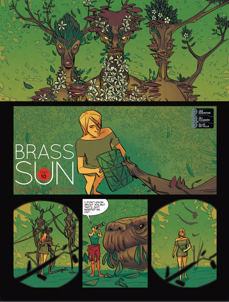 2000AD Prog 2070 - Brass Sun » Engine Summer (Part 10)