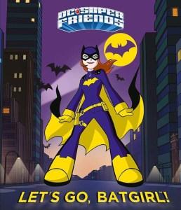 Let's Go, Batgirl!, due for release in July 2018