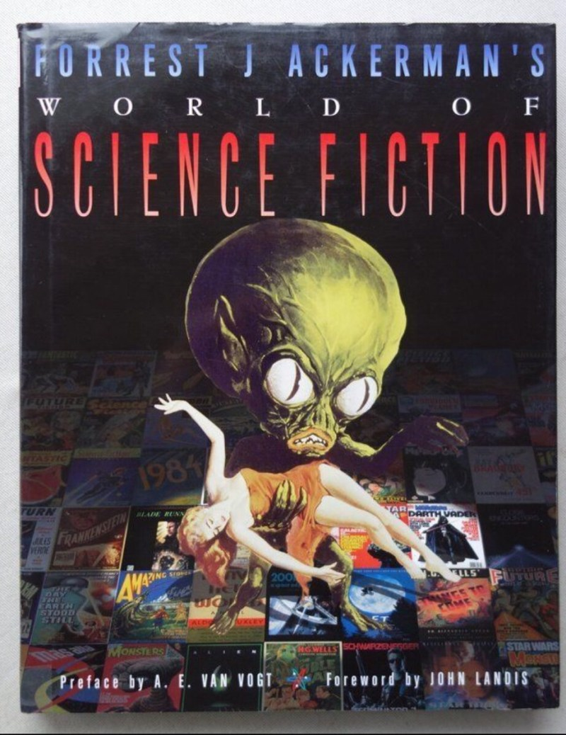 Forest J. Ackerman's World of Science Fiction