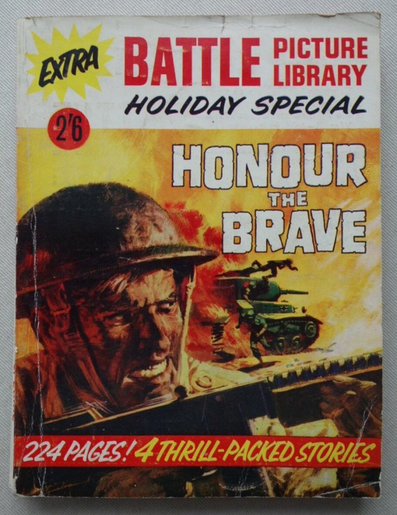 Battle Picture Library Holiday Special 1966