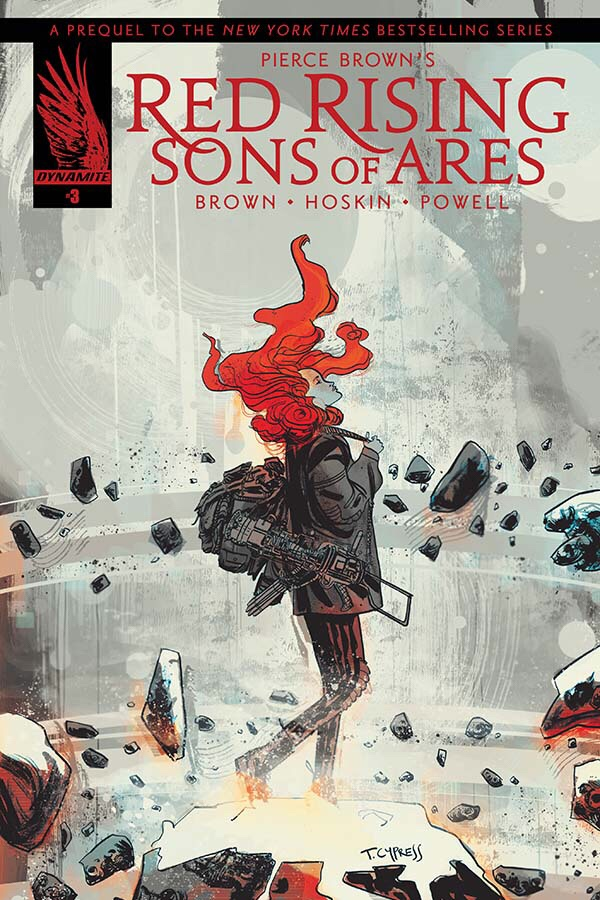 Red Rising: Sons of Ares #3