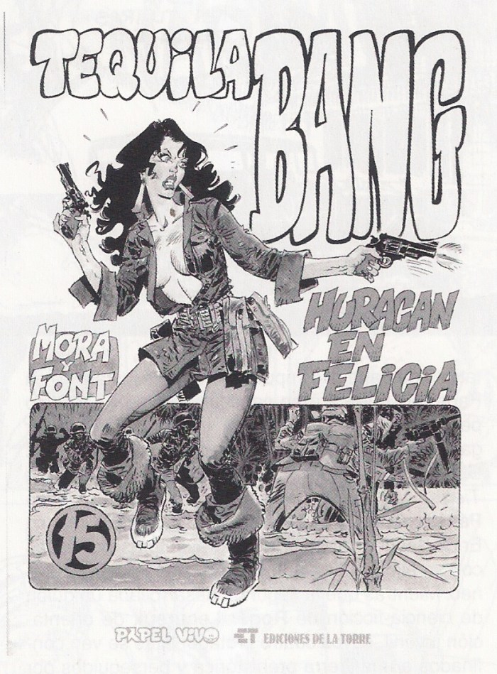 Tequila Bang by Alfonso Font