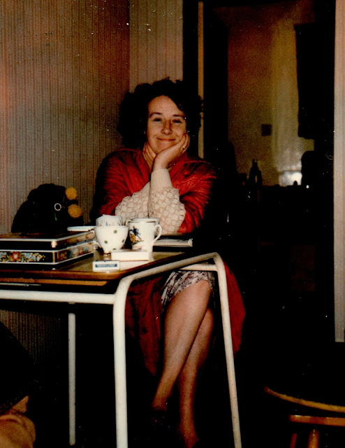 Anne Patterson. Photograph by Willie Patterson, courtesy Chrys Muirhead